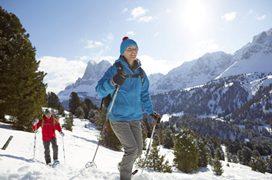 Schneeschuh, Winter Wandern, Rodeln - Eisacktal/Südtirol