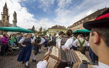 Festa del Ringraziamento a Bolzano sabato 14 ottobre
